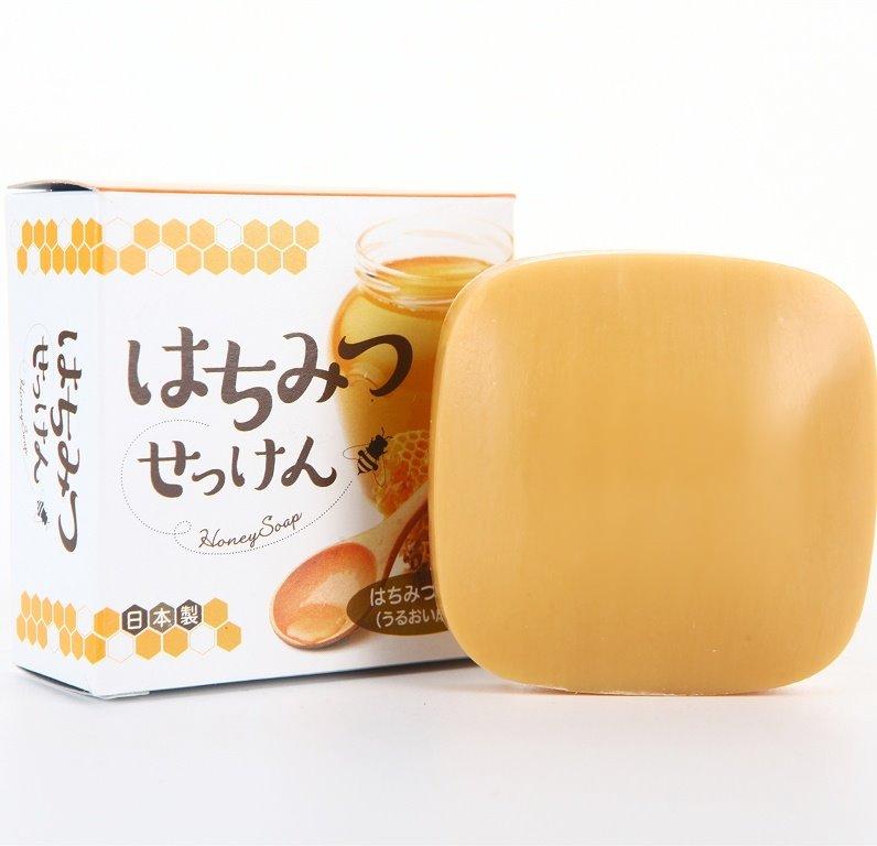 日本製clover 香皂/ 沐浴皂80g ~ 1. 無添加/ 2.馬油/ 3. 蜂蜜/ 4. AHA ...